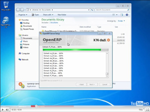 OpenERP and Report-OpenOffice on Windows